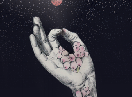 Strawberry Full Moon in Sagittarius: Personal Strength, Love and Transformation