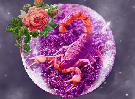 May Full Moon in Scorpio: Watery Depths and Emotional Cleansing