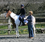 Have a go dressage Karen and Connie.jpg
