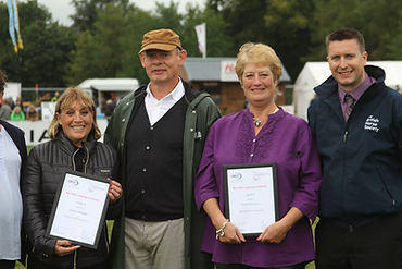 Pauline Martine Clunes level 4 cert.jpg