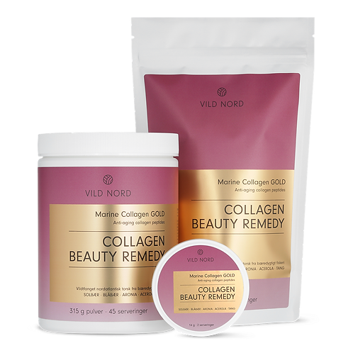 Vild Nord Collagen Beaty Remedy