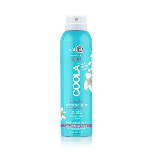 Body Spray SPF 50