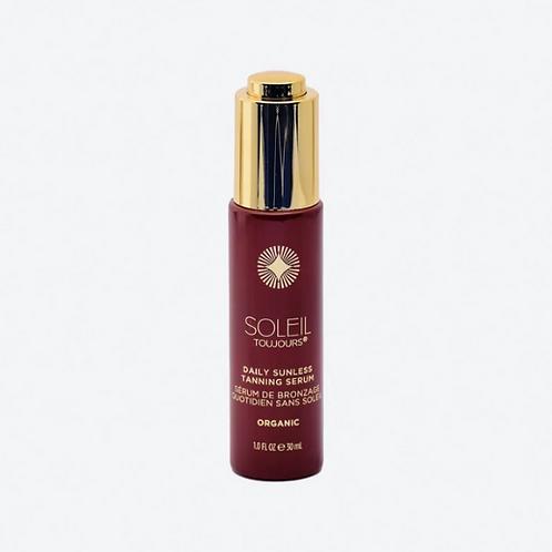 Organic Daily Sunless Tanning Serum