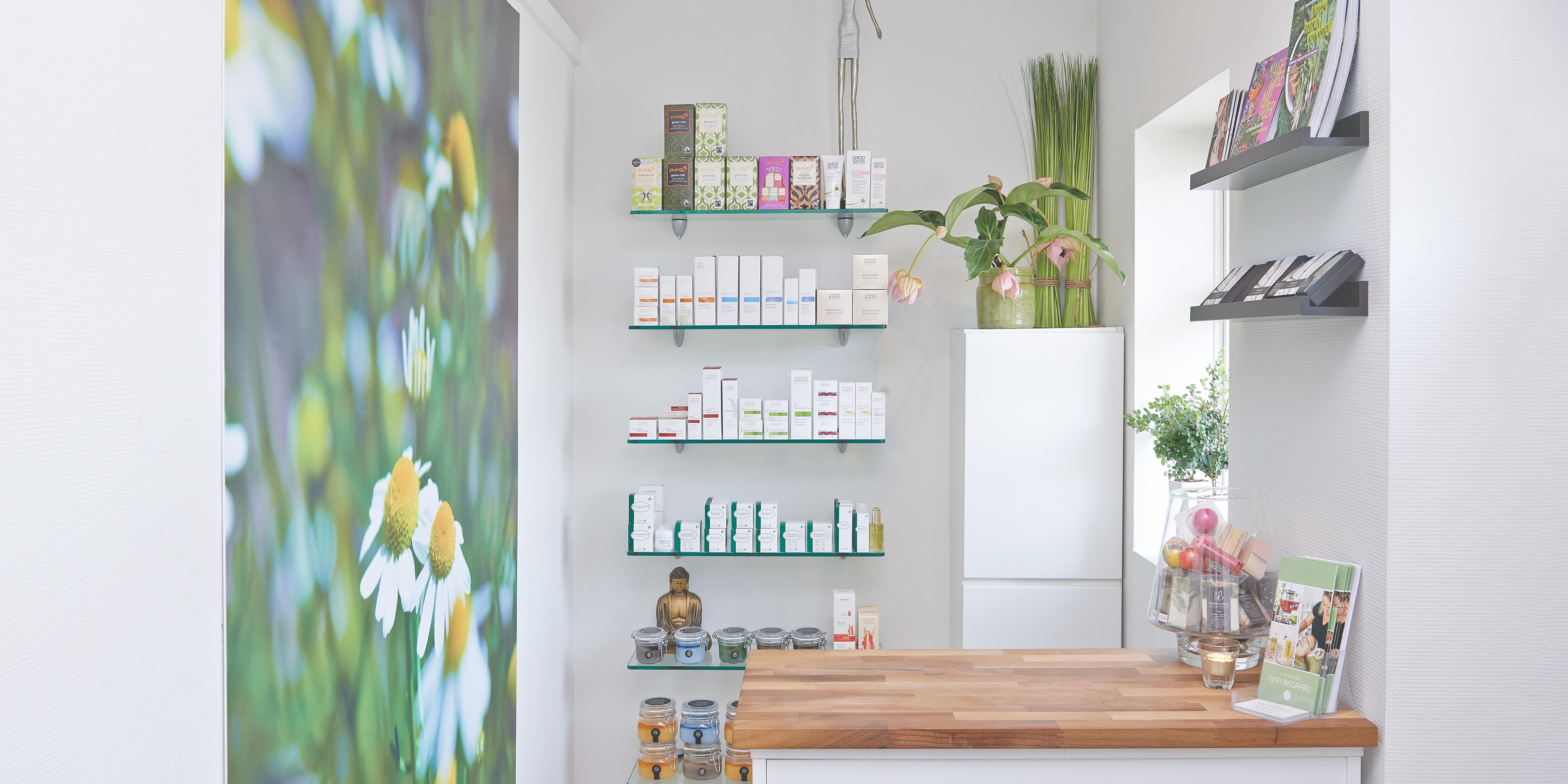 Alternativ kosmetolog Nina Riisgaard