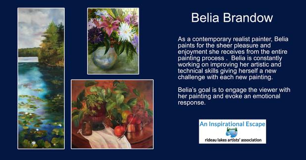 Belia Brandow