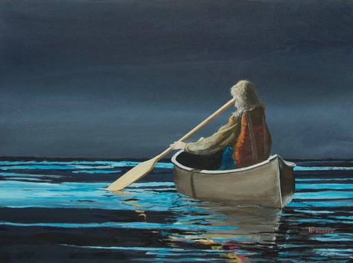 Catelin's Canoe