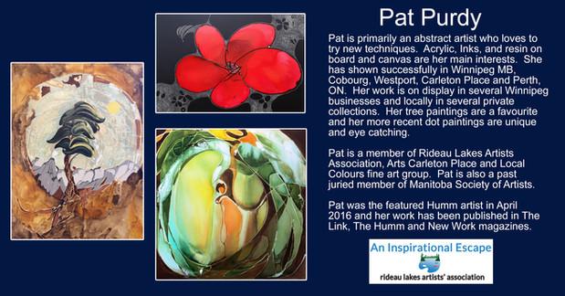 Pat Purdy