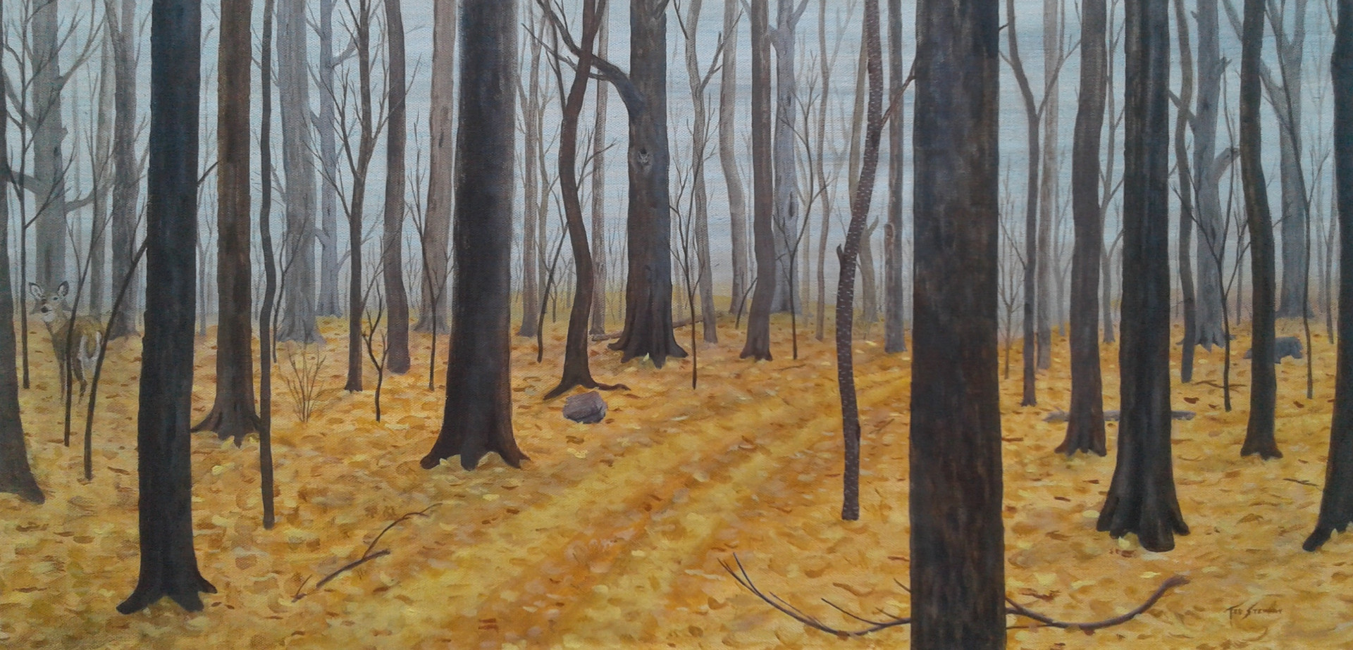 Grey Forest People