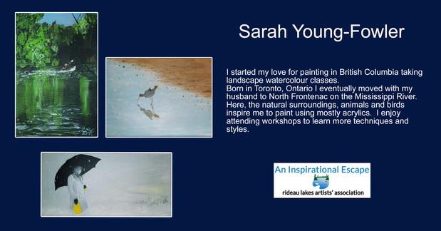 Sarah Young-Fowler