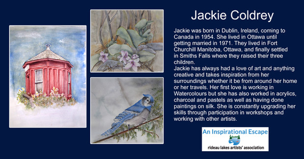 Jackie Coldrey