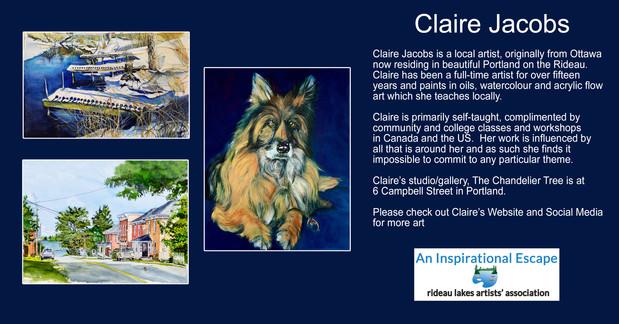 Claire Jacobs