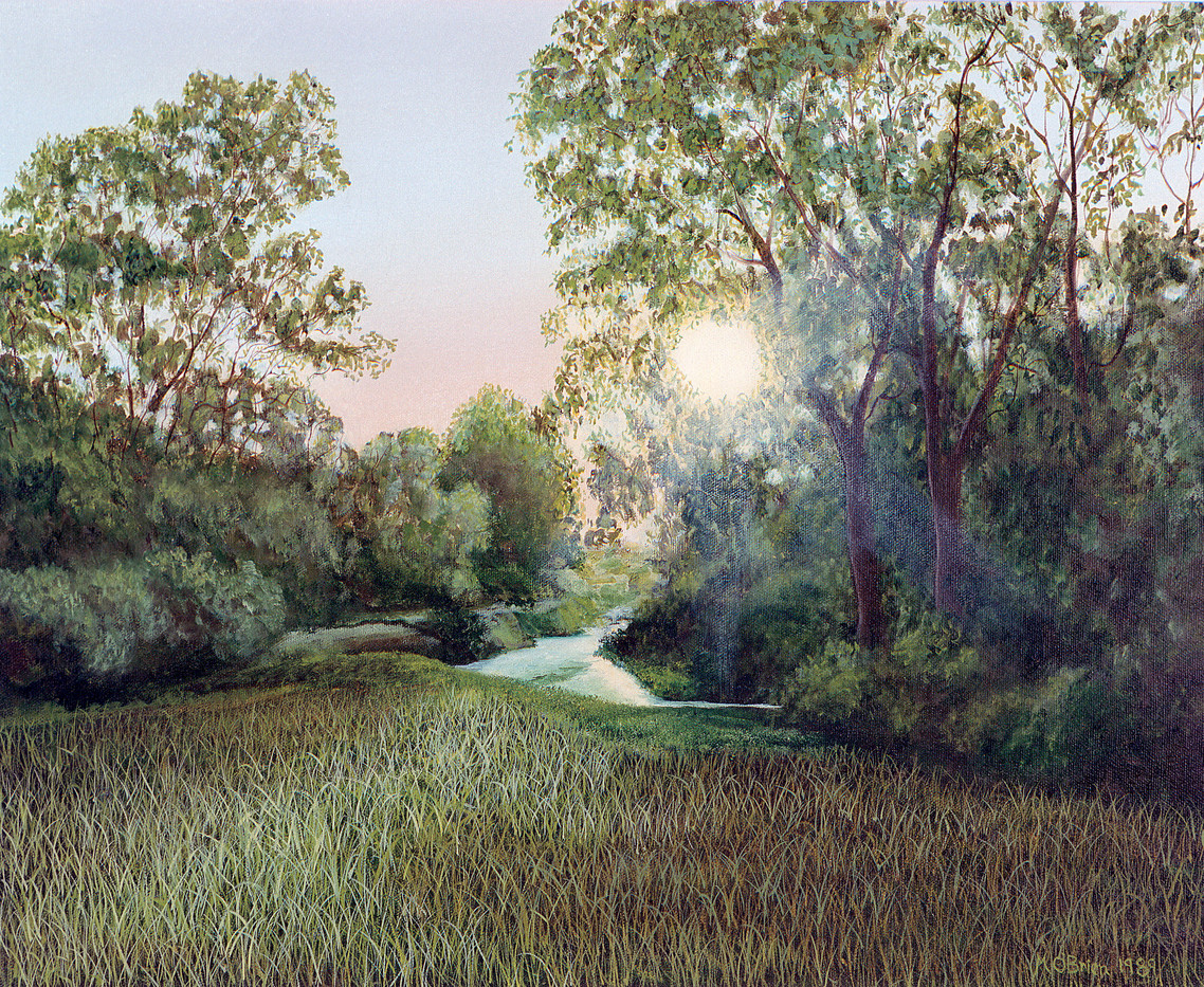 Carp River 1989