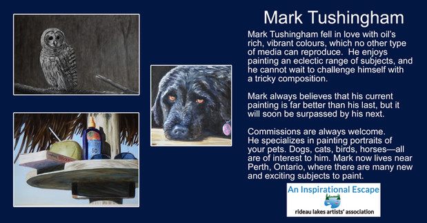 Mark Tushingham.