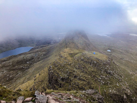 Suilven - Solo Hiking and Camping on the King of Assynt