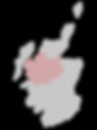 scottish highlands less sutherland and c