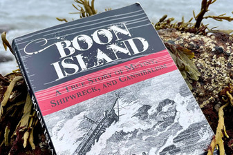 Reading on the Coast of Maine - Boon Island Tales