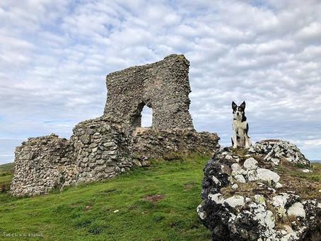 Dunnideer Hill Fort