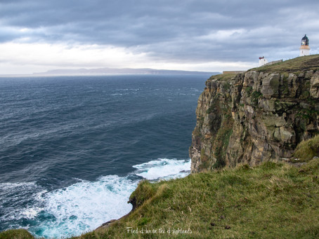 Dunnet Head - the Top of the Mainland