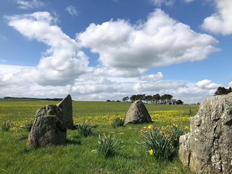 Ythsie Recumbent Stone Circle