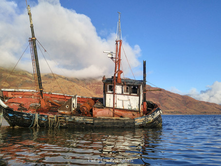 The Ardgour Wreck