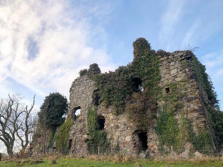 Gight Castle, Aberdeenshire