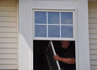 FOGGED WINDOWS AND SCREEN REPAIR