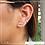Thumbnail: Brinco ear cuff micro zircônias