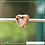 Thumbnail: Berloque zircônia mickey e minnie