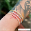 Thumbnail: Pulseira zircônia gravatinha