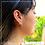 Thumbnail: Brinco argola flor