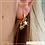 Thumbnail: Brinco argola estrelas