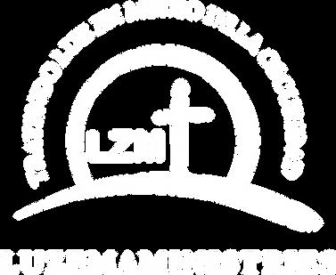 Logo transparente blanco luzemaministrie
