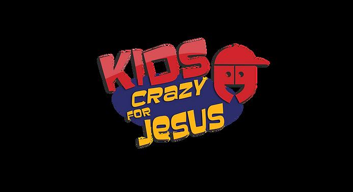 Kids Crazy4jesus Transparent logo.png