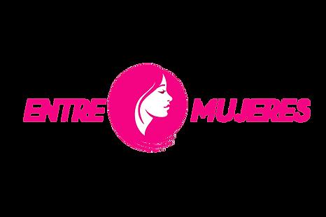 Entre Mujeres logo oficial transparente.