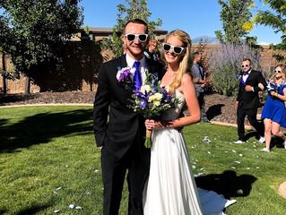 The Perfect Covid Wedding