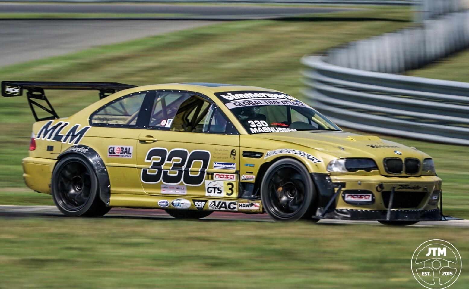 Copyright by Jack Thomas Motorsports