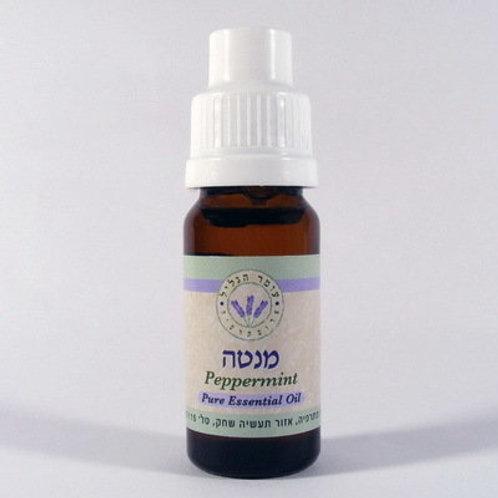 Эфирное масло мяты перечной | Omer HaGalil | Купить в IsraeliCosmetics