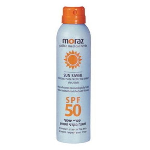 Солнцезащитный спрей SPF 50 (200 мл) | Moraz | Доставка по всему миру