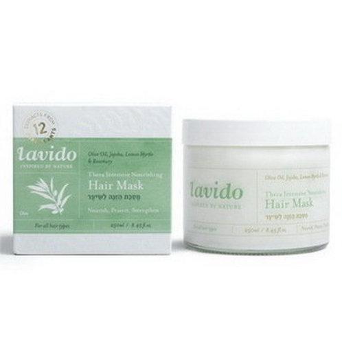 Питательная маска для волос – GreenAid | Lavido | Натуральный состав