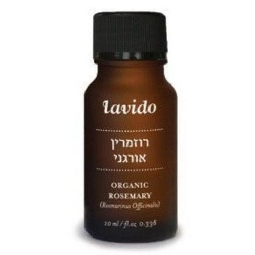 Органическое эфирное масло розмарина | Lavido | Доставка по всему миру