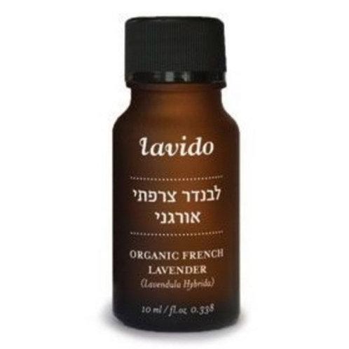Органическое эфирное масло французской лаванды   Lavido   Узнать цену