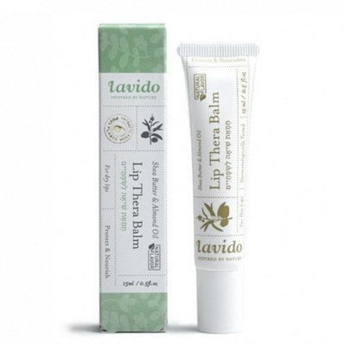 Бальзам для губ с маслом ши и витамином Е Лавидо | Lavido | Купить