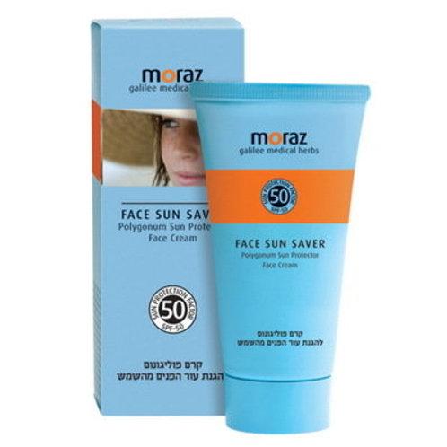 Солнцезащитный крем для лица SPF 50 (50 мл)   Moraz   Прямые поставки
