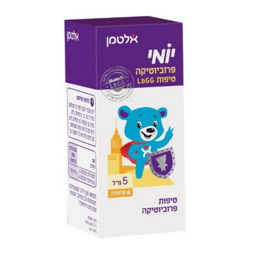 Пробиотики для детей — Yomi Probiotic 5 мл   Altman   Узнать цену
