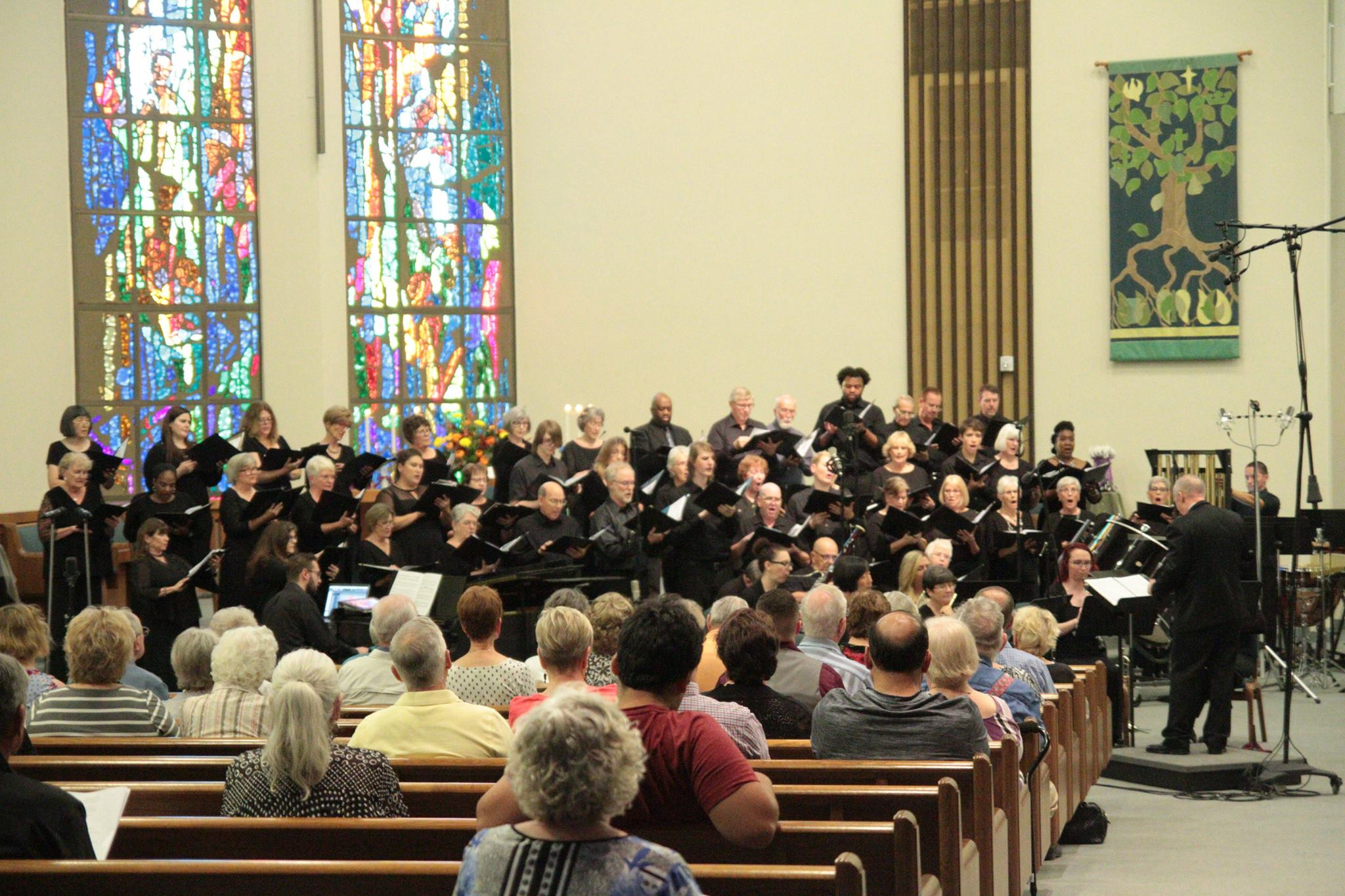 Mark Hayes Requiem Beatitudes Choir