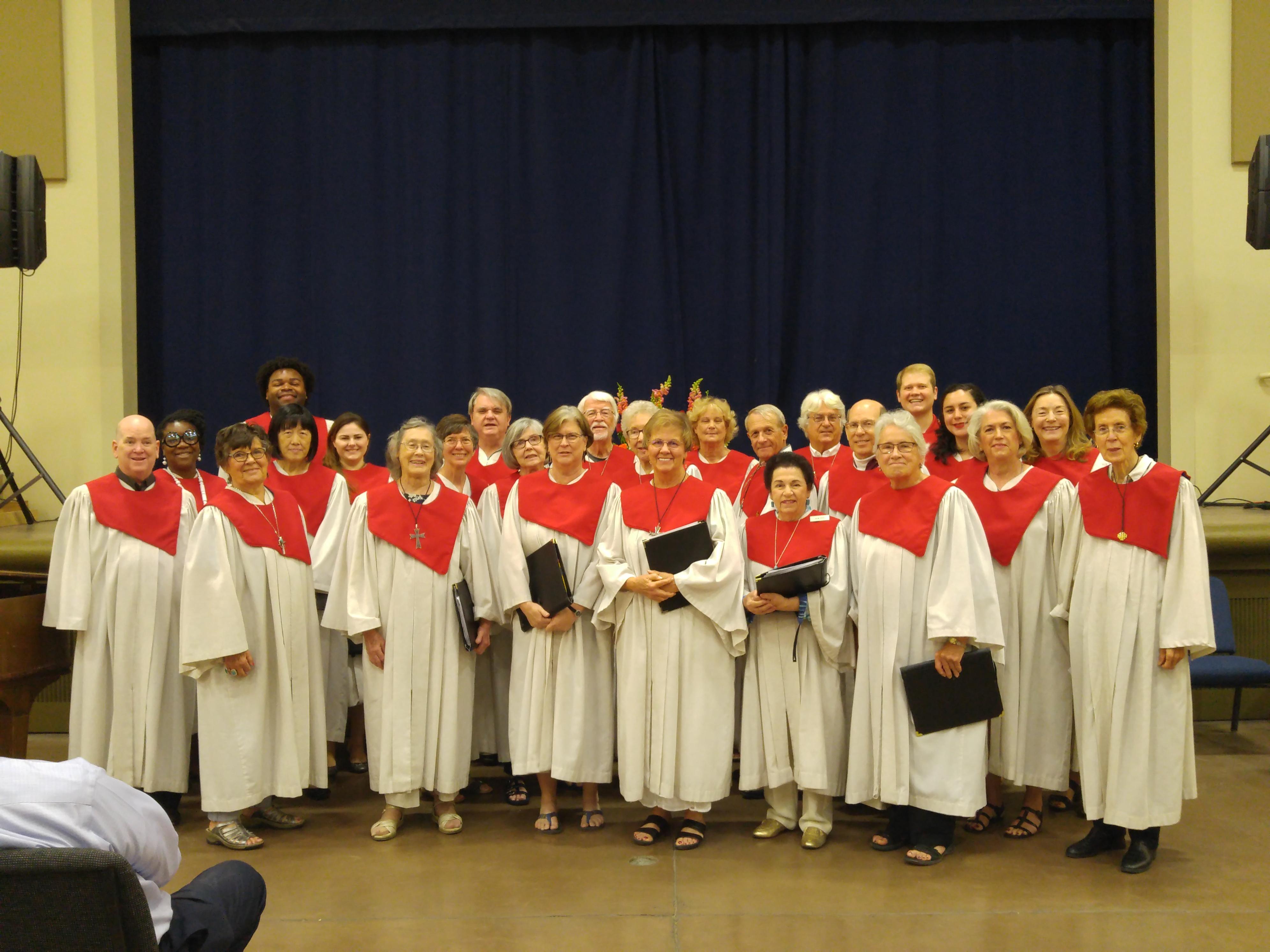Beatitudes Choir