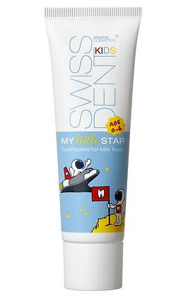 """""""My little Star"""" Kinderzahnpasta    0-6 Jahre, 50ml"""
