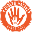 KJoseph Watches Logo - Oange.png