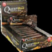 Questbar box of protien bars