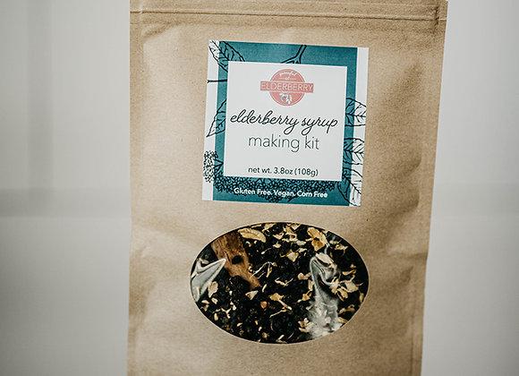 Elderberry Syrup DIY Kit